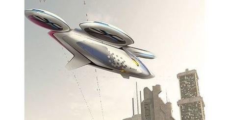 [L'industrie c'est fou] Airbus planche sur un projet de véhicule volant autonome - L'Usine de l'Aéro | Vous avez dit Innovation ? | Scoop.it