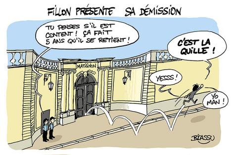 Fillon s'est échappé !   Photos de LYonenFrance   LYFtv - Lyon   Scoop.it
