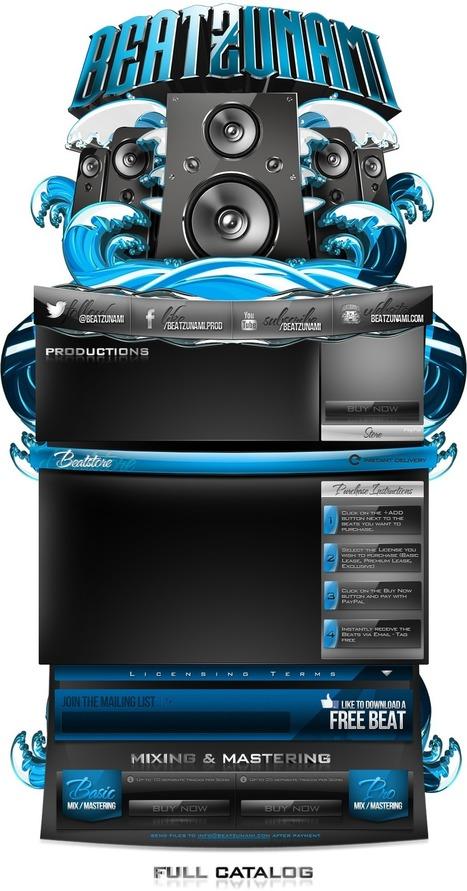 SoundClick artist: Beatzunami - Rap Instrumentals | Dubstep Beats | Buy Beats | Rap Beats | Scoop.it