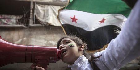 Retour d'internet et du téléphone en Syrie, Damas pilonnée   Libertés Numériques   Scoop.it