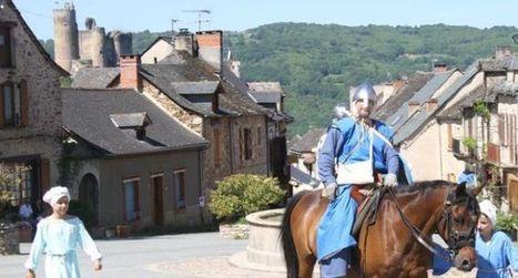 Les Médiévales débarquent | L'info tourisme en Aveyron | Scoop.it