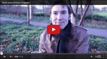 NETHERLANDS: Basic Income activists initiates crowd funding process to finance his own Basic Income   Peer2Politics   Scoop.it