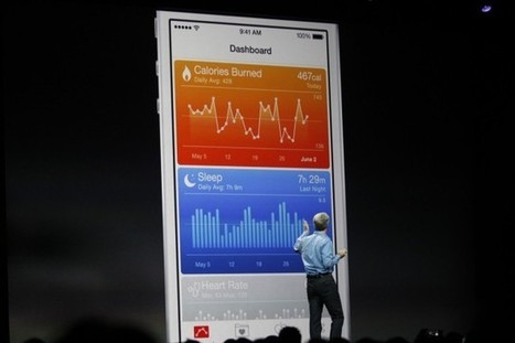 Apple sees mobile health push as 'moral obligation' | Cult of Mac | Social Health | Scoop.it