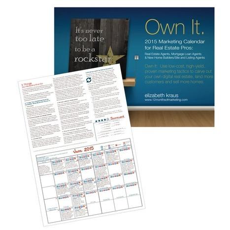 2015 Real Estate Marketing Ideas - Marketing Calendar   The Twinkie Awards   Scoop.it