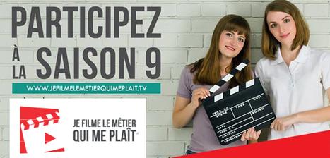 jusqu'au 23/01/2016 : Un concours avec 9 kits & 1 scénario pédagogique, bonus point pour réaliser votre vidéo @jefilmelemetier | PROF STMS | Scoop.it