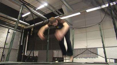 Tietokonepeliprofessorin työhuoneella hypitään trampoliinilla | Noora Penttinen | Scoop.it