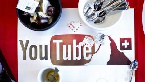Youtube lance un portail suisse | MyPortail | Scoop.it