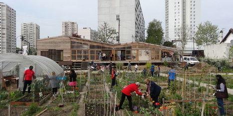 A Colombes, la lutte d'une ferme urbaine contre un parking | Agriculture urbaine, architecture et urbanisme durable | Scoop.it