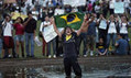 Brazil protests erupt on huge scale - The Guardian | real utopias | Scoop.it