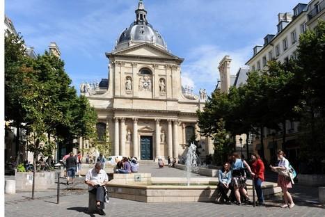 La Sorbonne université d'élite et de masse: entretien avec ... - Le Monde   genres de discours universitaires   Scoop.it