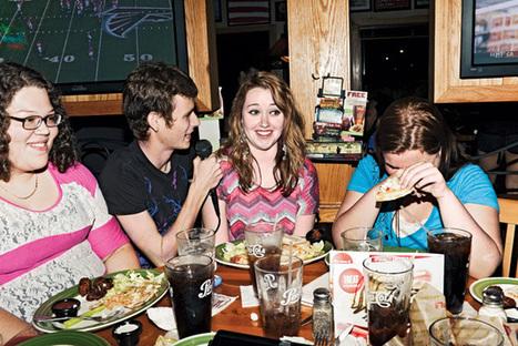 Club Applebee's?   The Millennial Report   Scoop.it