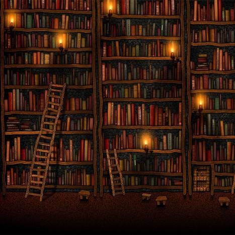 Las bibliotecas ante los nuevos soportes de lectura | Lectura 2.0 a la biblioteca escolar | Scoop.it