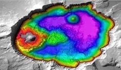 How Volcanoes Work - Calderas | Humanities research task - Deep Earth | Scoop.it