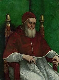 5 décembre 1443 naissance de Jules II Giuliano della Rovere | Racines de l'Art | Scoop.it