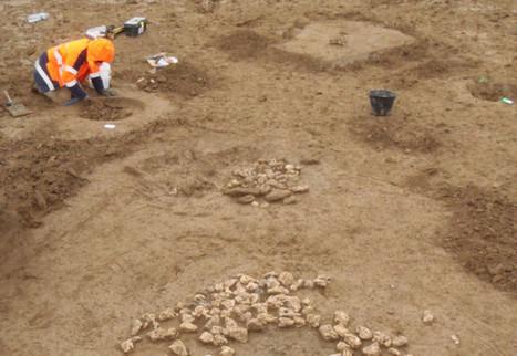 Une nécropole datant de l'âge du bronze découverte en Seine-et ... - République Seine-et-Marne   Histoire et Archéologie en Ile-de-France   Scoop.it