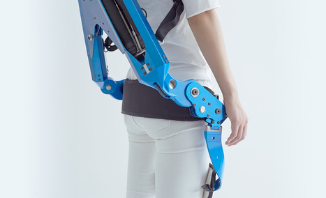 [Japon] L'exosquelette Innophys permet de soulever jusqu'à 30 kg sans effort | GAFAMS, STARTUPS & INNOVATION IN HEALTHCARE by PHARMAGEEK | Scoop.it