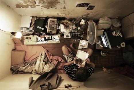 Hong Kong, la vie en cage   Slate   LaPhoto   Scoop.it