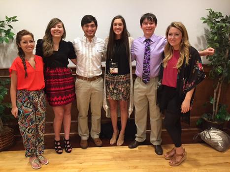 LCM HS teens tackle real world issues at Leadership Training - Orange Leader   Everyday Leadership   Scoop.it