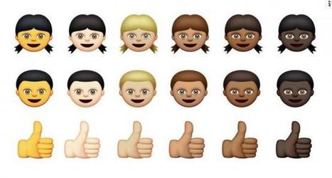 Apple komt met multiculturele emoji | MAREMMA MAGAZINE | Scoop.it