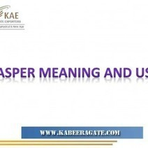 Jasper Gemstone Meaning and Uses | Visual.ly | Agate Semi Precious Stones | Scoop.it