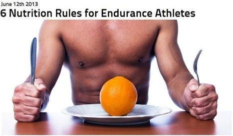 What Should Endurance Athletes Eat? Ask a Northern Virginia Dietician   NuWeights   Scoop.it