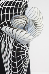 Stratasys Helps Fashion Designer Noa Raviv Create 3D Printed Dress Collection for New Met Fashion Exhibit | INDUSTRY 4.0: Additive Manufacturing | Scoop.it