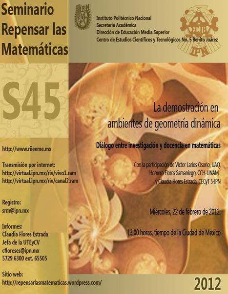 Red de Investigación e Innovación en Educación Estadística y Matemática Educativa | Educación, Tecnologías y más... | Scoop.it