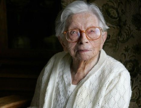 Blood of world's oldest woman hints at [current!] limits of life   Necesidad de saber   Scoop.it