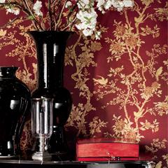 Ralph Lauren wallpapers | Interior Design Products | Scoop.it