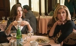 'We're all news junkies': why The Good Wife writing team is one of TV's sharpest   Film and Television   Scoop.it