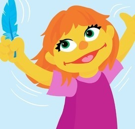Η πρώτη μάπετ-κούκλα με Αυτισμό στη Sesame Street!   Differentiated and ict Instruction   Scoop.it