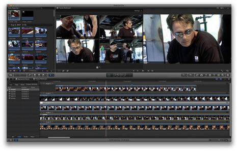 First look: Final Cut Pro X 10.0.3 restores professional features; adds notable new ones | Macworld | Videography | Scoop.it
