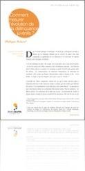 Comment mesurer l'évolution de la délinquance juvénile? - Les notes - Publications - Fondation Jean-Jaurès | ECJS | Scoop.it
