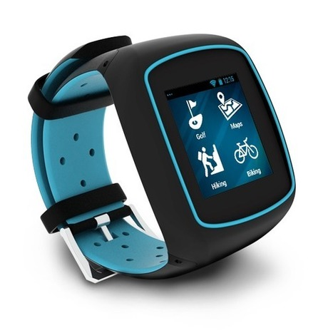 WearIt Wi-Fi sports smartwatch keeps you on the map | Tech and cool stuff | Scoop.it