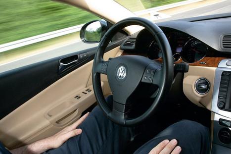 Volkswagen développe un système de pilotage ... - Le Journal du Geek | Les robots domestiques | Scoop.it