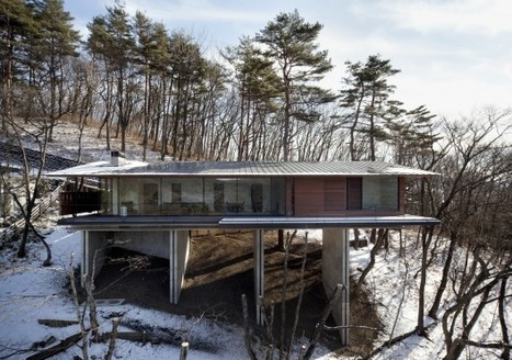 [Japan] House in Asamayama / Kidosaki Architects Studio | The Architecture of the City | Scoop.it
