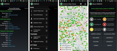 Android IMSI-Catcher Detector by SecUpwN | CYBER-STRATEGY | Scoop.it