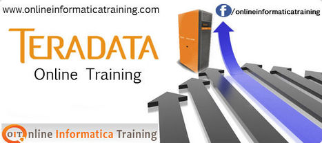 Online Teradata Training by Professional Experts   Sr Online Training   Scoop.it