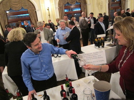 Chateau Owners From France Visit Houston for a Huge Wine-Tasting Event ... - Houston Press (blog) | Planet Bordeaux - The Heart & Soul of Bordeaux | Scoop.it