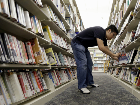 Where Are America's Librarians? | Les bibliothèques | Scoop.it