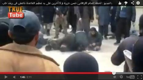 Video of Al Qaeda public execution in Syria | Terrorists | Scoop.it