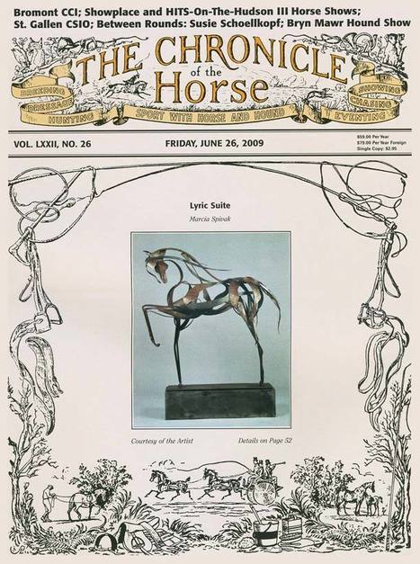 "Bellissimo Family of Florida Acquires Classic US Weekly Equestrian Magazine ""The Chronicle of the Horse "" 