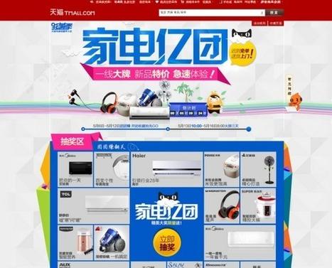 Les chiffres étourdissants du e-commerce Chinois | Panorama des médias sociaux en Chine | Scoop.it