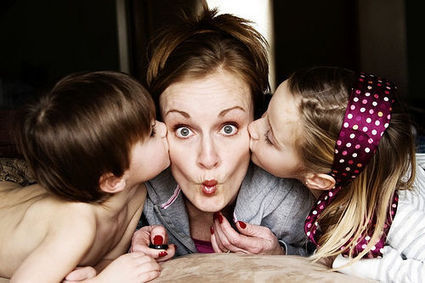 What Your Kids Call You Says a Lot About Your Parenting Style - The Stir | fatherhood | Scoop.it
