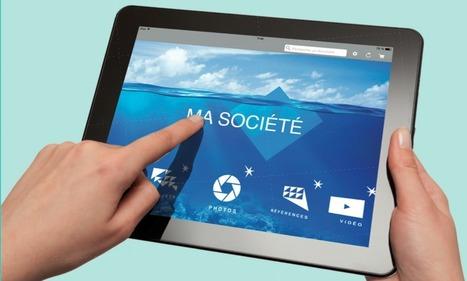 5 bonnes raisons d'opter pour une App de présentation commerciale | e-biz | Scoop.it