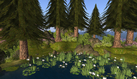 Real Travels in a Virtual World: Air Atoll -Morbid Dreams   Music and Art from start to finish   Scoop.it