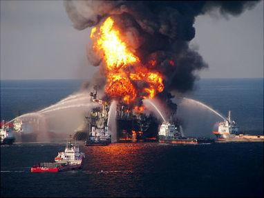 III- Impacts environnentaux de l'industrie pétrolière - | FLE in London | Scoop.it