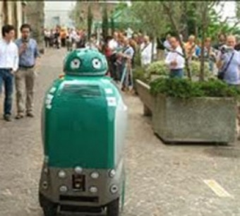 The concept of robots cleaning our streets is becoming a reality - Balkans.com - Balkans.com Business News | real utopias | Scoop.it