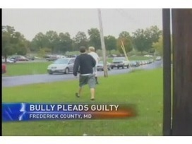 Teen Pleads Guilty After Bullying Incident Caught on Camera - WHAG | School Safety National Security | Scoop.it