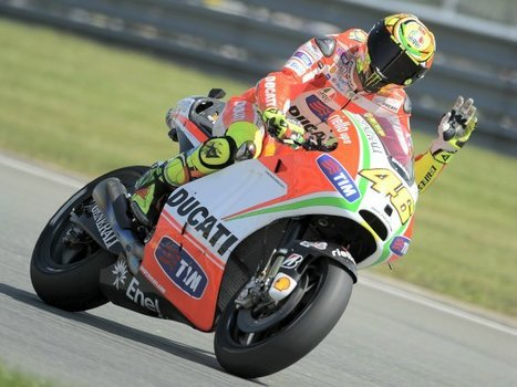 "Valentino Rossi: ""Audi has an ambitious project and wants me to continue"" 